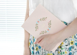 Livework Slow&Steady Planner Large - Pink