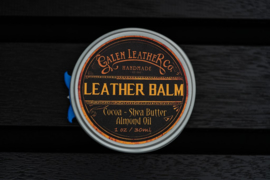 Galen Leather - Leather Balm All Natural