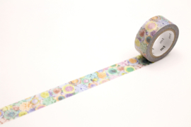 MT Masking Tape fab quilling flowers