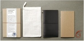 TRAVELER`S Notebook Black