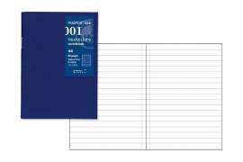 TRAVELER`S Notebook PP - Refill 001 : Lined
