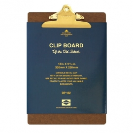 Penco Clipboard A4 Gold