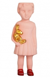 Lammers en Lammers Ceramic Doll Open Mind Pink