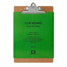 Penco Clipboard A4 Silver