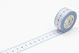 MT Masking Tape 20mm.  RULER