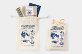 TRAVELER'S FACTORY  LTD Edition - GIFT BAG for Passport Size