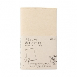 Paper Cover for MD Notebook B6