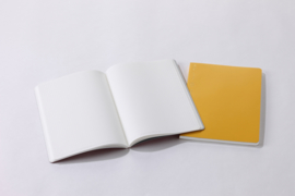 Stalogy 1/2 Year Notebook - Yellow