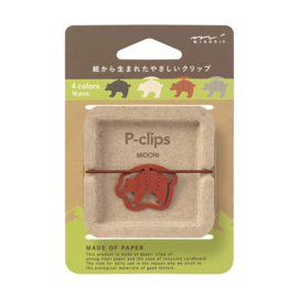 Midori P-Clips BEAR