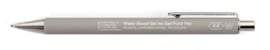 Stalogy 028 Water-Based Gel Ink Ball Point Pen - Grey