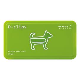Midori D-clip  Hond