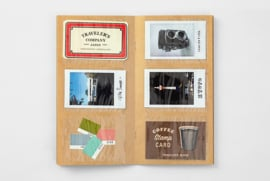 TRAVELER`S Notebook - Refill 028 Card File