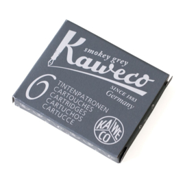 Kaweco Ink Cardridge Smokey Grey