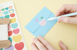 Livework ColorPalette Sticker HEART