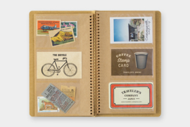 TRC SPIRAL RING NOTEBOOK Card And Photo File B6