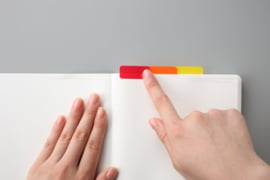 Stalogy Index Sticky Notes
