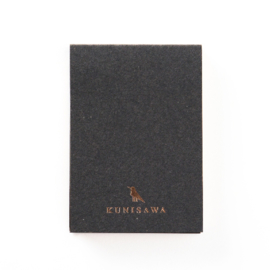 Kunisawa - Find Sticky Memo - Charcoal