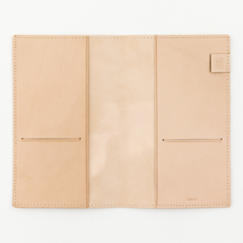 Midori MD Goat Leather Cover - A5