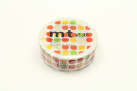 MT EX Masking Tape APPLE