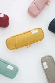 Livework Pencil Pouch - Mustard
