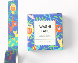 Marijke Buurlage Washi tape - Jungle Time