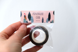 Piet en Kees Washi Tape Adventure Club - 10m x 1.5 cm