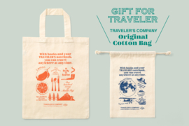 TRAVELER'S FACTORY  LTD Edition - GIFT BAG for Regular Size