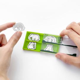 Midori E-clips Zoo Animals