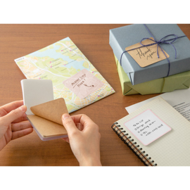 Midori Pickable Sticky Notes - Pink