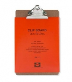Penco Clipboard A5 Silver