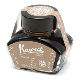 Kaweco ink bottle 30 ml Sepia