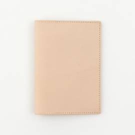 Midori MD Goat Leather Cover - A6