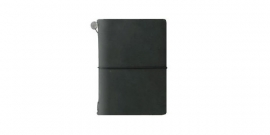 TRAVELER`S Notebook - PP Size Black
