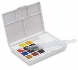 Sakura Koi water colors sketchbox - 12 kleuren