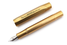 Kaweco Sport Brass Fountain Pen - F