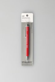 Stalogy 028 Water-Based Gel Ink Ball Point Pen - Red