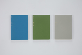 Stalogy Limited Edition 365Days Notebooks  - A5 - Smokey Grey