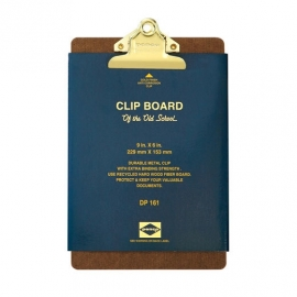 Penco Clipboard A5 Gold