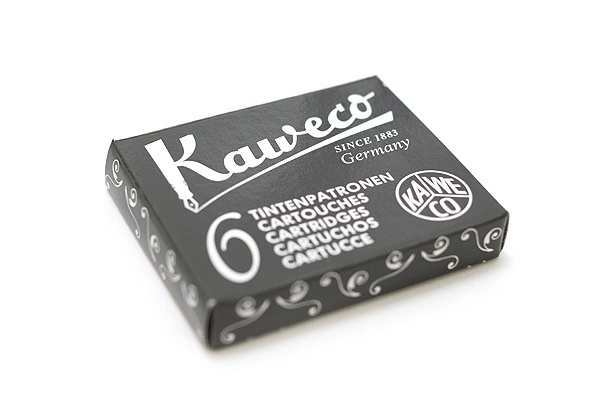 Kaweco Ink Cardridge Black