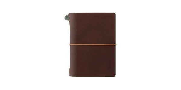 TRAVELER`S Notebook PP Size Brown