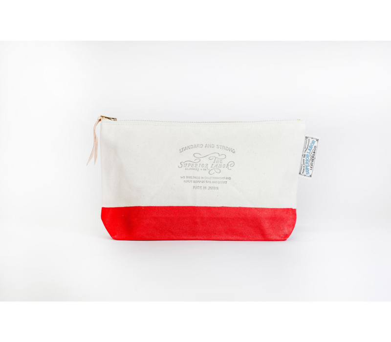 The Superior Labor - Engineer Pouch #04 - Red