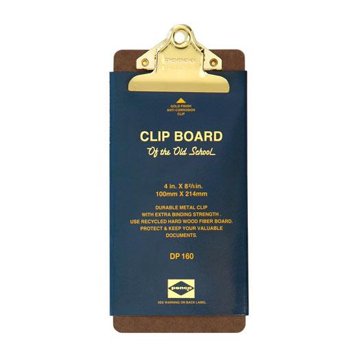 Penco Clipboard Check Goud