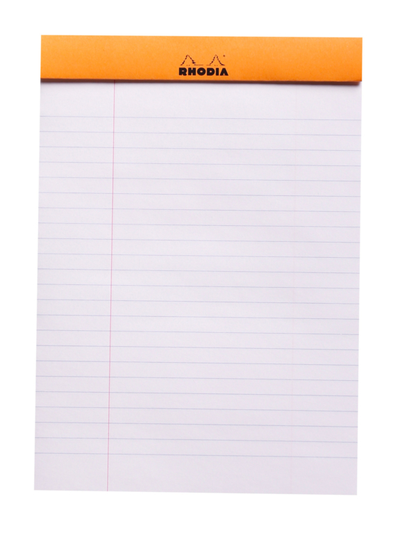 Rhodia Notepad Lines - A5