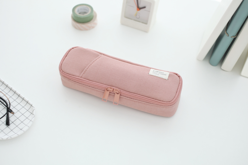Livework Pencil Pouch - Indie Pink