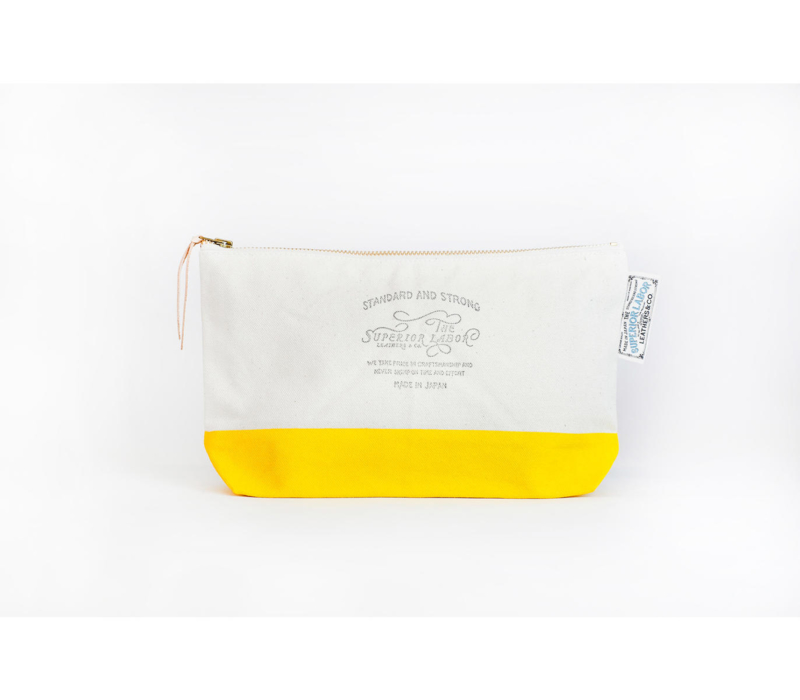 The Superior Labor - Engineer Pouch #04 - Yellow
