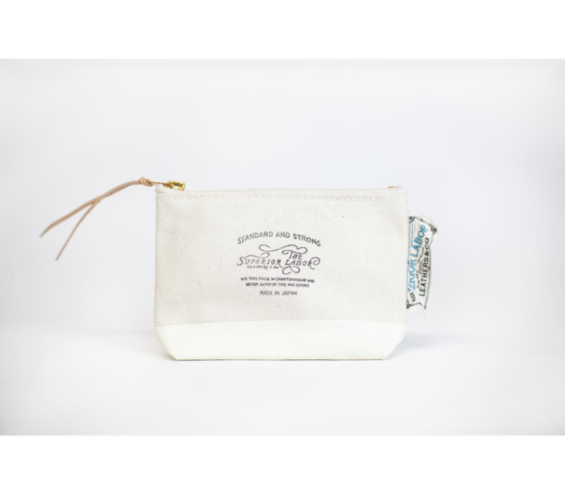 The Superior Labor - Engineer Pouch #01 - White