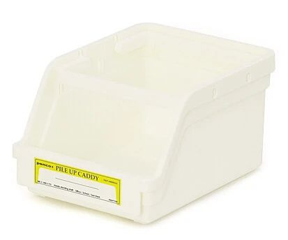 Penco Pile-Up Caddy White