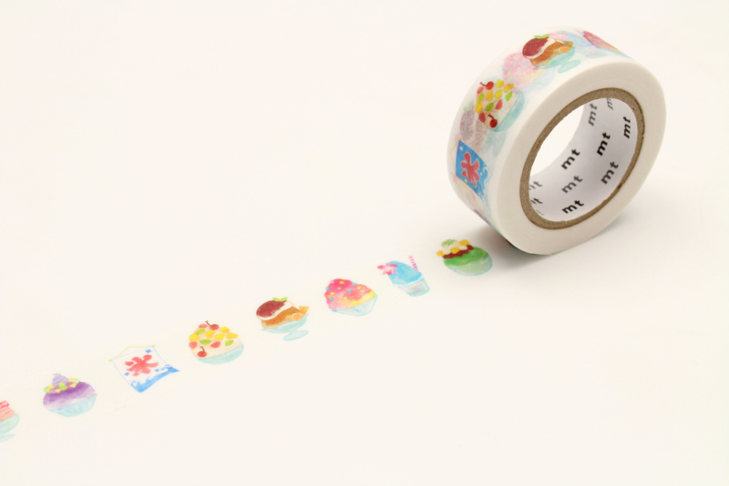 MT EX Masking Tape SHAVED ICE