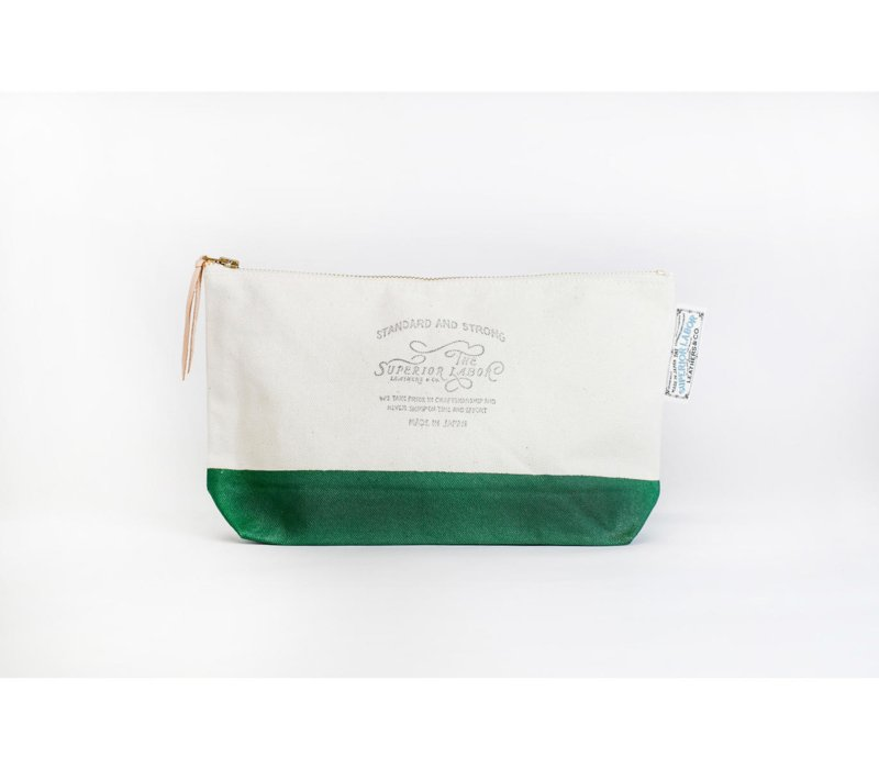 The Superior Labor - Engineer Pouch #04 - Green