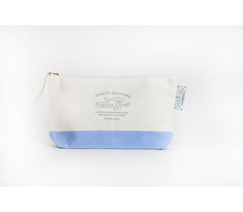 The Superior Labor - Engineer Pouch #04 - Light Blue